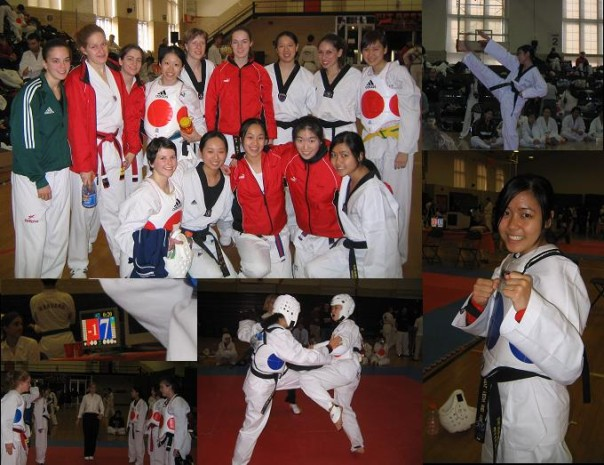 Photos above were compiled from my 7 years of competitive sparring throughout high school and college, 5 of them as a 2nd-Dan black belt. I travelled for 3 years along with the Cornell TKD Fight Team to compete in the Northeast Ivy League Taekwondo Competition (INTCL) at Harvard, Princeton, Yale, Columbia, West Point, MIT, NYU, Brown, and others.