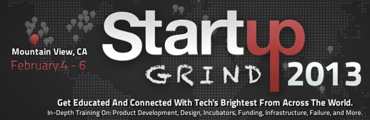Startup Grind 2013