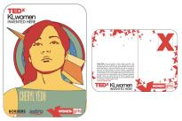TEDxKL Postcard