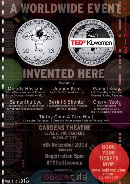 TEDxKL Poster