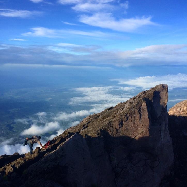 Mt Agung